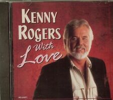 Audio CD - Country - Kenny Rogers With Love - Endless Love - She Believes In Me