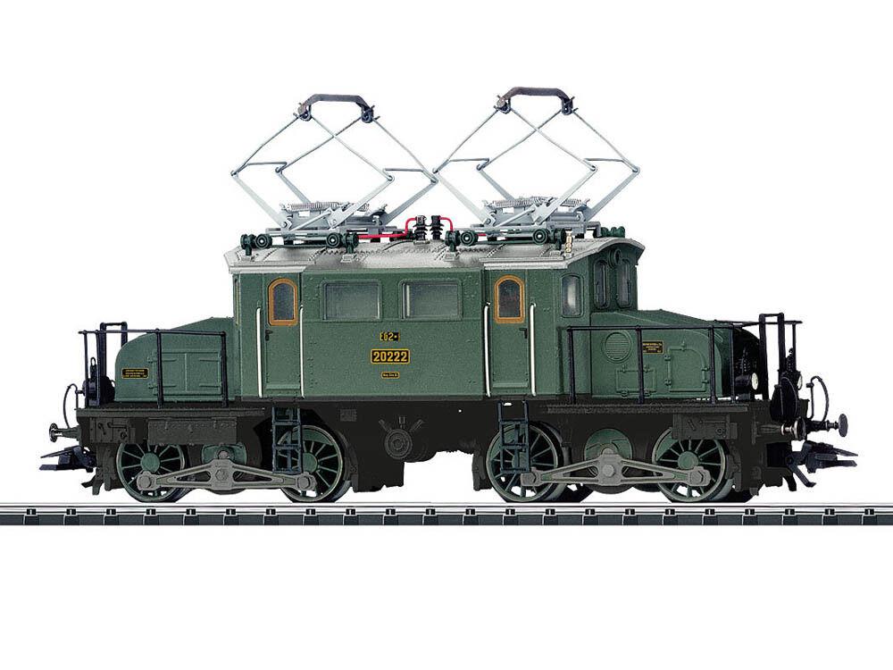 Trix t22269 elektrolkomotive EG 2x2     2 k.bay.sts.b. digital sound H0 cad