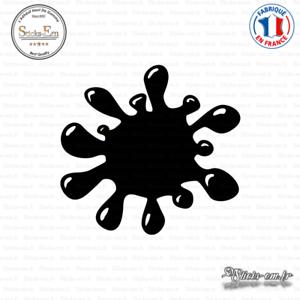 Sticker Tâche De Peinture Decal Aufkleber Pegatinas D 430 Couleurs