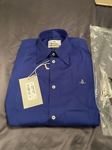 BNWT-Vivienne-Westwood-Long-Sleeve-Shirt-Size-XL