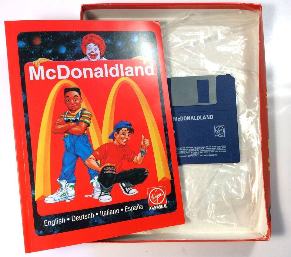 McDonaldland, Amiga