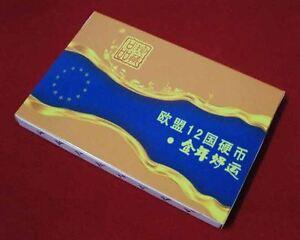 EU-Coins-Set-12pcs-1-Euro-Cent-UNC-in-Display-Box-12-1