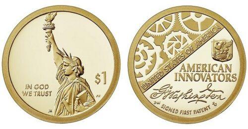 2018 P American Innovation Innovators Golden One Dollars U.S Mint Coins Money