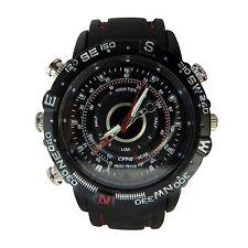 8GB Analogue Watch With Digital Video Recorder Spy Camera DVR Cam High Quality