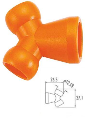 """Y-Verteiler für Kühlmittelschlauch 1//4/"""" Kühlmittel Gelenkschlauch"""