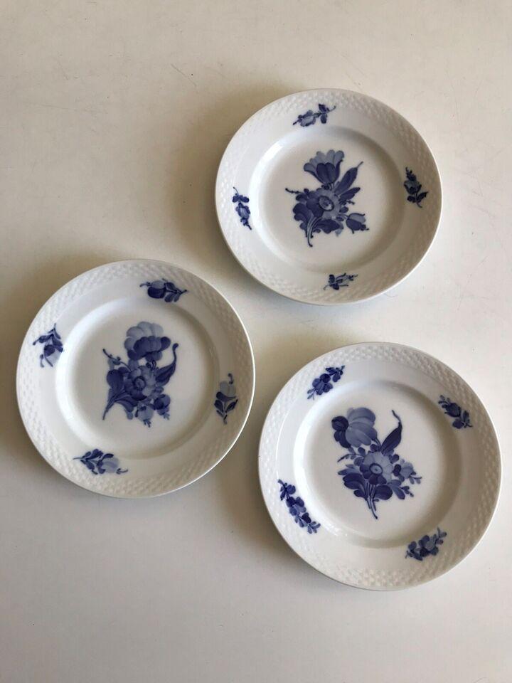 Porcelæn, Kagetallerkener, Royal Copenhagen