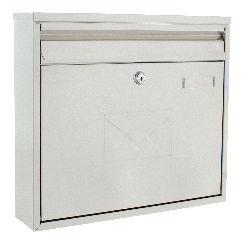Profirst Mail PM 460 Briefkasten Edelstahl