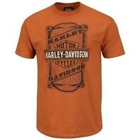 Harley Davidson Mens Xl Leather Bound Texas Bound Tee Shirt