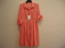 MALVIN HAMBURG-GERMANY 100%LINEN   Dress Size-MEDIUM (US -8)    NWT