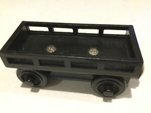 TOMY-Thomas-The-Tank-Engine-CARGO-CAR-Truck-For-Brio-Track-1990s-Vintage