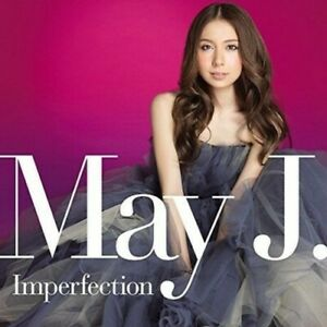 Imperfection-Deluxe-Edition-May-J-CD-New