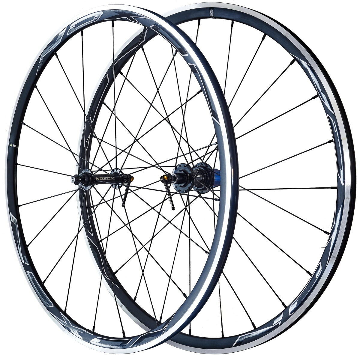 NOXON BIKE NITRO ROAD -  RAOD WHEELSET 1450 GRAMS 28mm PROFILE