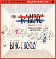 Bing Crosby - Le Bing: Song Hits Of Paris [new Cd] on sale