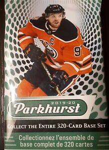 2019-20-PARKHURST-BASE-CARDS-SINGLES-ANY-10-for-2-25-U-PICK-FINISH-YOUR-SET