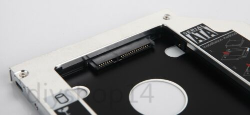 SATA 2nd Hard Drive HDD SSD Caddy Bay for Lenovo Thinkpad T440 T440P T540 T540P