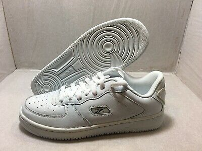 REEBOK BRAND NEW JUNIOR SIZE 6.5 LOTTERY HOOP BASKETBALL SHOES TUMBLE LEATHER