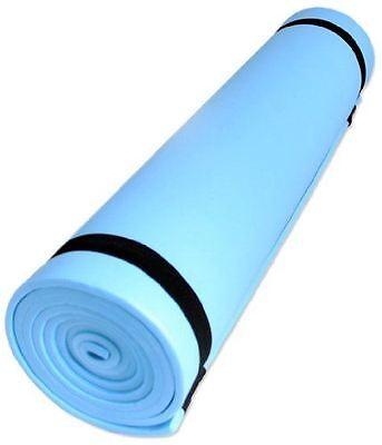 Campeggio Roll Up Tappetino Leggera Tenda Festival Yoga Nuovo Foam Per Materasso A Pelo- Asciugare Senza Stirare