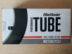 Bikemaster Motorcycle Tube 100-110//90-19 TR-6 Valve Stem
