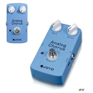 JOYO JF-37 Analog Chorus Guitar Effect Pedal