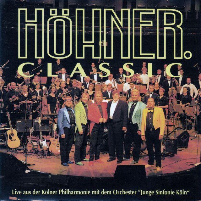 HÖHNER : CLASSIC / CD (EMI ELECTROLA 1994) - TOP-ZUSTAND