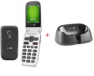 Nuovo-di-Zecca-Doro-623-Flip-Cellulare-Sbloccato-3G-grandi-pulsanti-Loud-amp-Clear-Sound