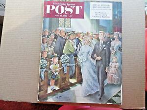 Saturday-Evening-Post-Magazine-June-13-1953-Complete