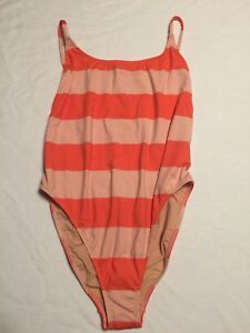 0d511854726c0 NWT J. Crew Playa L Large Super Scoopback One-Piece Swimsuit ...
