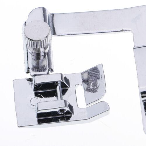 Nähmaschine Nähfuß 3 Größen Gerollte Saumfuß 13mm 19mm 25mm für Singer