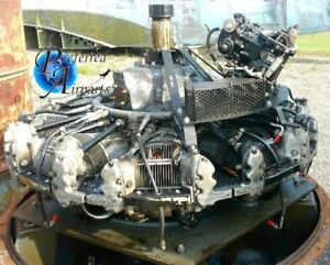 Details about Used Curtiss Wright R1820-80B Engine Core