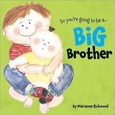 Big Brother by Marianne Richmond (2011, Hardcover)
