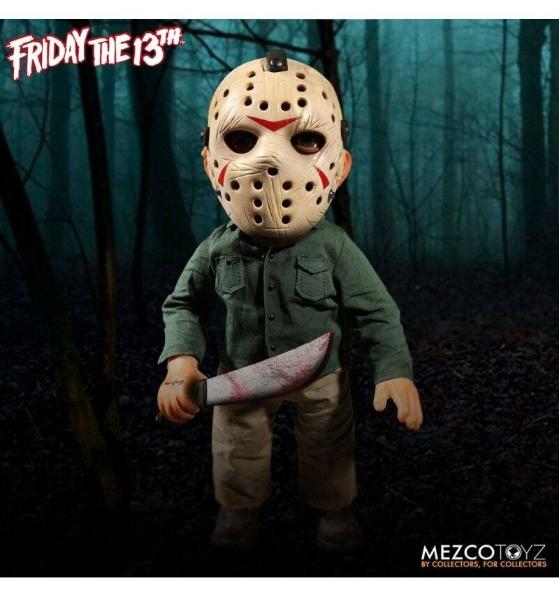 Mezco Figurine Mega Scale Jason Friday the 13th - VendROTi 13 - 38cm