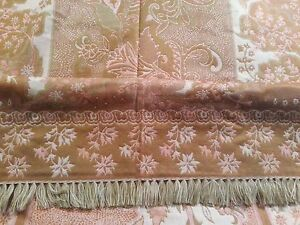 Daffodil-Jain-shawl-scarf-table-runner-color-embroidery-wrap-New