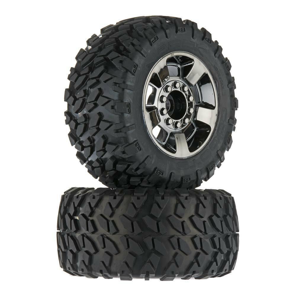 ARRMA dstivali Ragnarok Tire Wheel Set AR550035