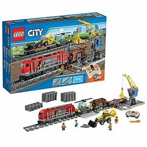 LEGO-60098-City-Heavy-Haul-Train-BRAND-NEW