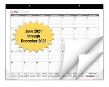 Professional Desk Calendar 2021 2022 Large Monthly Pages 22x17 Runs Fro