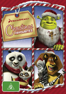 Dreamworks-Christmas-4-Movies-1-Disc-NEW-DVD-Region-4-Australia