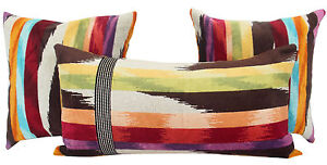 Le Meilleur Missoni Home Homer Fodera Cuscino Spugna Master Moderno 40x40 30x60cm In/outdoor
