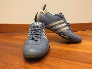 Détails sur Adidas goodyear tuscany 46 23 uk 11.5 light blue