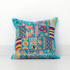 Indian Hand Decorative Pillow Case Throw Patchwork Cushion Cover 24 X 24 X Large