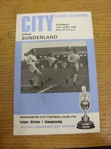 12-04-1969-Manchester-City-v-Sunderland-slight-fold-Thanks-for-viewing-this
