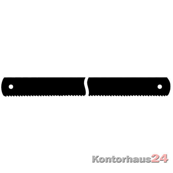 "PUK Metall-Sägeblatt 312 6/"" für kleine Handsäge Mini Bügelsäge 12 Stück"