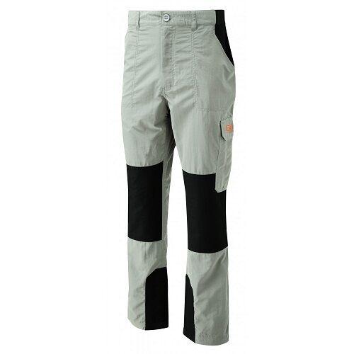 Para Hombre Bear Grylls Survivor Pantalones. Color metal  negro. Pierna regular 31  .  80% de descuento