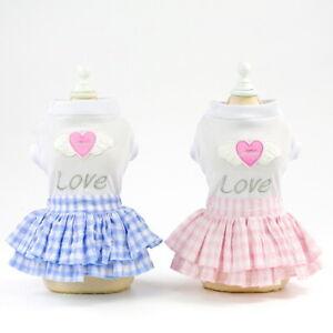 Small-Pet-Summer-Clothes-Dog-Cat-Lace-Skirt-Puppy-Princess-Tutu-Angel-Girl-Dress