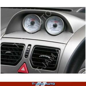SAAS-Holden-VY-VZ-Twin-Dash-Gauge-Pod-Holder-Grey-Suit-Commodore-SS-SV6-HSV