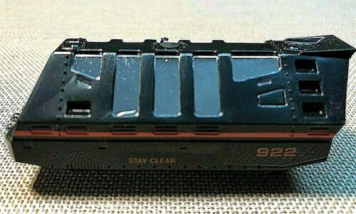 PASSENGER CAR FOR TYCO SLOT CAR TRAIN SET NEW BLACK TURBO PENNSYLVANIA RR