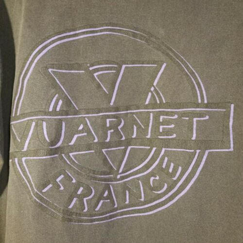Vintage Vuarnet Shirt - French Sunglasses - 1980s-