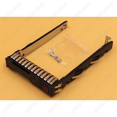 "No-Chip New HP G8 G9 Gen8 651687-001 2.5"" SSD HDD Tray 653955 US-SameDayShip"