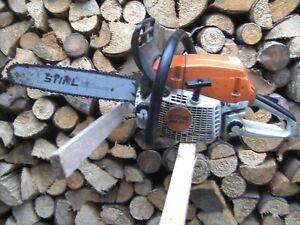 Stihl-Motorsaege-MS-261-mit-3-8-PS-40-cm-Schwert-und-Kette