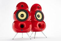 Podspeakers Bigpod Red Speakers For Stereo And Surround (pair) on sale
