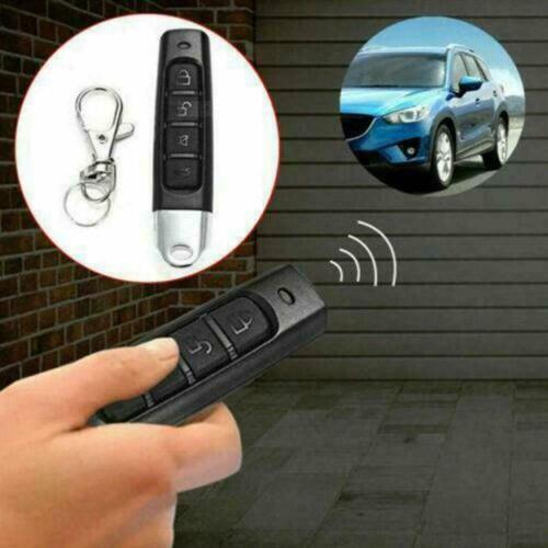 433MHz Garage Door Copy Remote Controller Wireless Universal Car Alarm Cloning